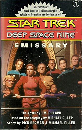 9780671852368: Emissary (Star Trek Deep Space Nine) [Import] [Paperback]