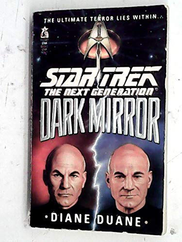 9780671852580: Star Trek - the Next Generation: Dark Mirror