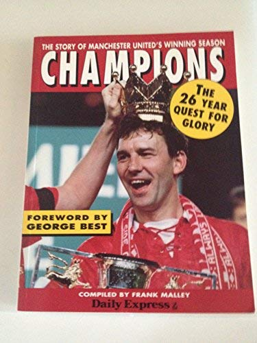 Champions: The 26 Year Quest for Glory: n/a