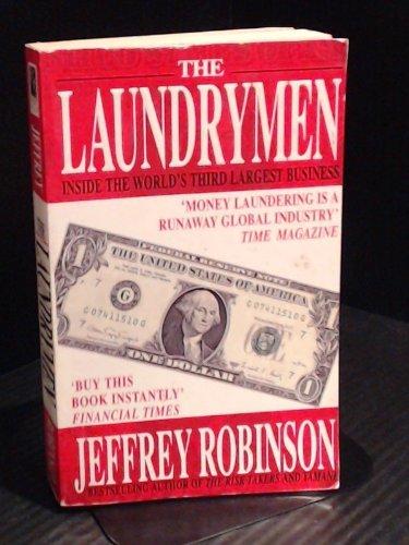 THE LAUNDRYMEN: JEFFREY ROBINSON