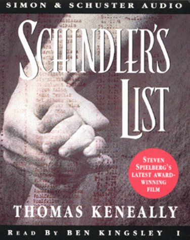 a savior of a thousand jews in schindlers list by thomas keneally Schindler's list is based on the incredible true story czech-born factory owner oskar schindler, who saved over 1,200 jews from being sent to concentration camps during world war ii factory owner.