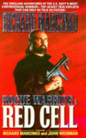 9780671853594: Rogue Warrior: Red Cell