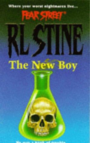 9780671853778: The New Boy (Fear Street, No. 20)