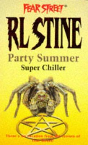 9780671853839: Party Summer (Fear Street Superchiller, No. 1)