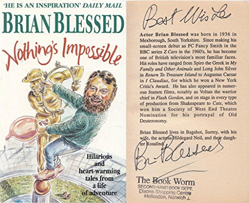 Nothing's Impossible: Blessed, Brian