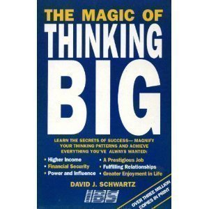 9780671854546: The Magic Of Thinking Big