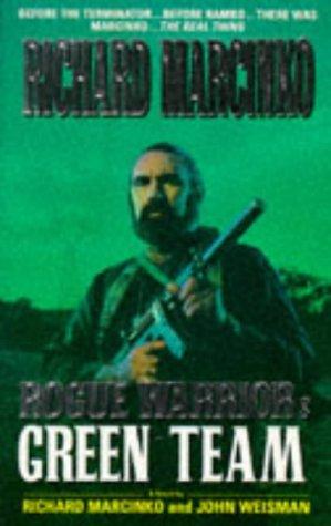 9780671854881: Rogue Warrior: Green Team