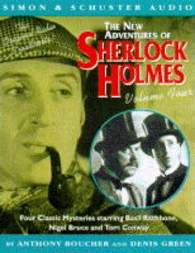 The New Adventures of Sherlock Holmes: Four Stories No.4 (0671856480) by [???]