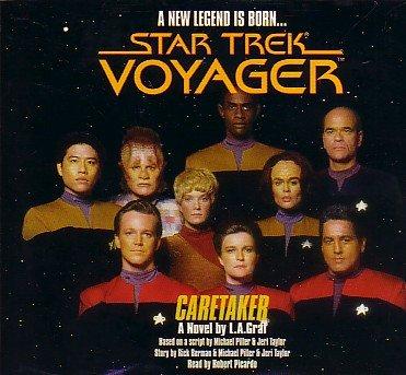 9780671856663: Star Trek Voyager CARETAKER (Star Trek Voyager, Caretaker)