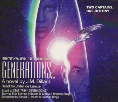 9780671856687: Star Trek Generations