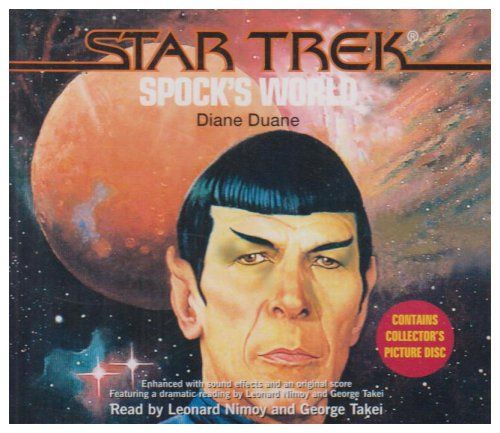 9780671856779: Star Trek: Spock's World