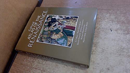 Cultural Atlas of the Renaissance: Foreward by Nicholas