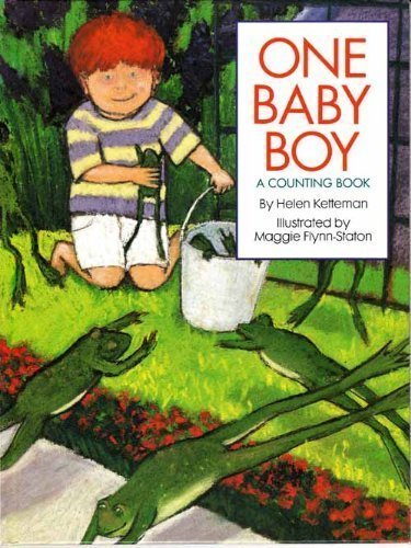 9780671865344: One Baby Boy: A Counting Book