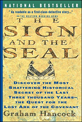 9780671865412: Sign and the Seal: The Quest for the Lost Ark of the Covenant
