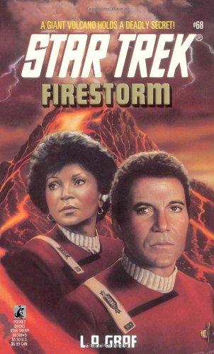 9780671865887: Firestorm (Star Trek, Book 68)