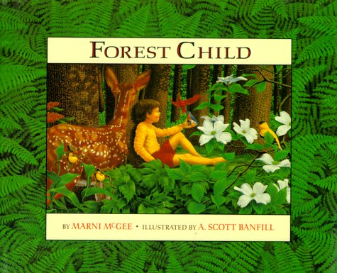 9780671866082: Forest Child