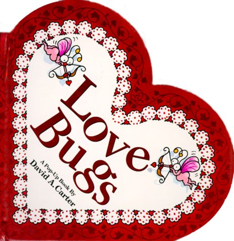 9780671866297: Love Bugs: A Pop-Up Book (Bugs in a Box Books)