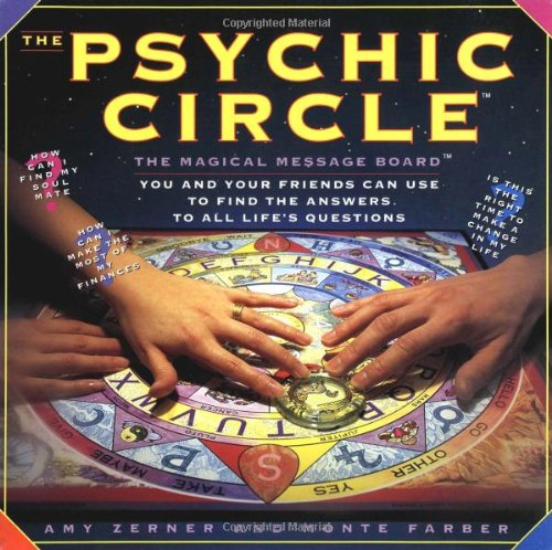 9780671866457: The Psychic Circle: The Magical Message Board