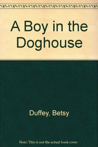 9780671866983: A Boy in the Doghouse