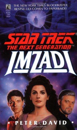 9780671867294: Imzadi (Star Trek: The Next Generation)