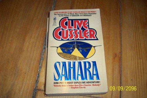 Sahara: Cussler, Clive