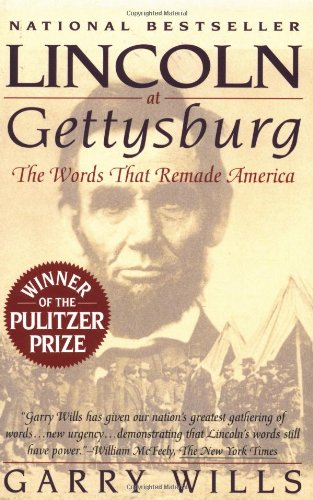 9780671867423: Lincoln at Gettysburg: The Words That Remade America