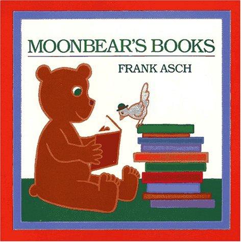 9780671867447: MOONBEAR'S BOOKS: MOONBEAR BOARD BOOKS (Moonbear Books)