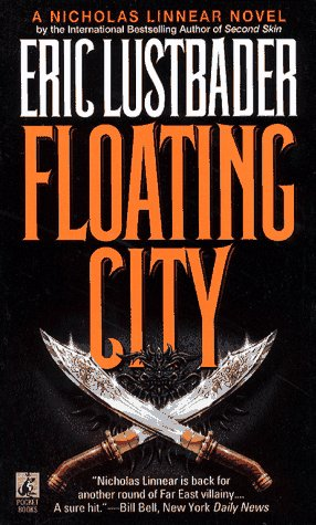 9780671868093: Floating City: A Nicholas Linnear Novel