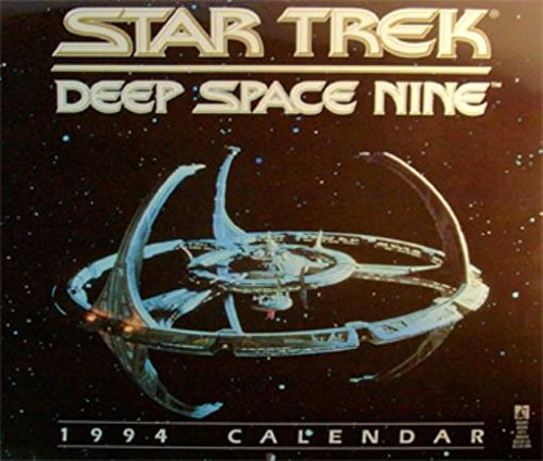 9780671868437: Star Trek - Deep Space Nine: 1994 Calendar