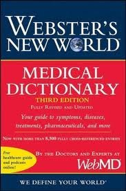 9780671868635: Webster's New World Stedmans Concise Medical Dictionary