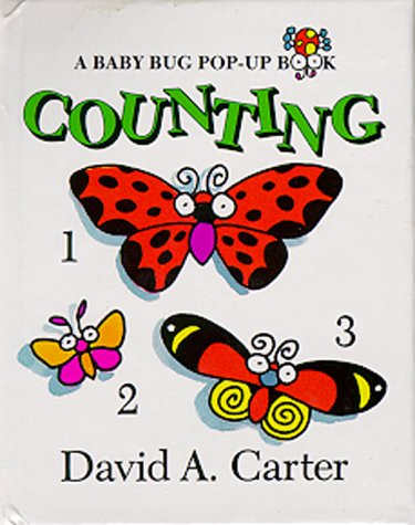 9780671868765: Counting (Baby Bug Pop-Up Books)