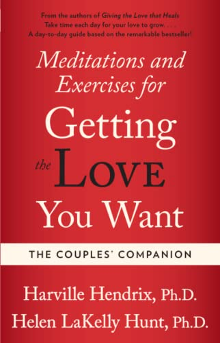 9780671868833: Couples Companion: Meditations & Exercises for Getting the Love You Want: A Workbook for Couples