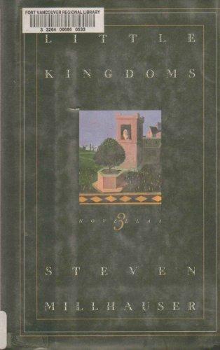 9780671868901: LITTLE KINGDOMS: THREE NOVELLAS