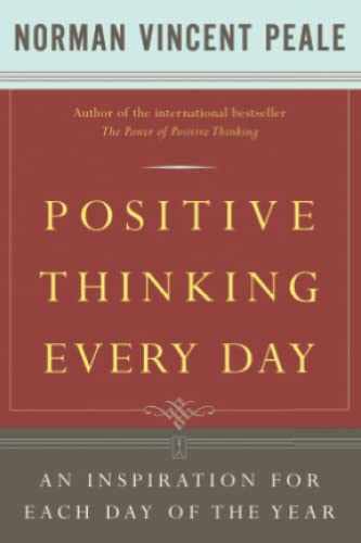 9780671868918: Positive Thinking Every Day: An Inspiration for Each Day of the Year