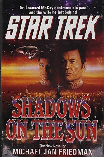 9780671869090: Shadows on the Sun (Star Trek)