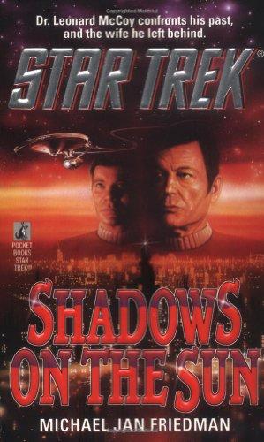 9780671869106: Shadows on the Sun (Star Trek)