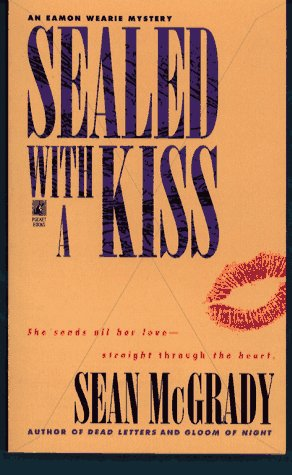 9780671869410: Sealed with a Kiss (Eamon Wearie Mystery)