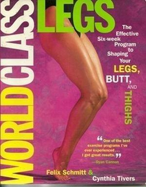 World Class Legs: Schmitt, Felix