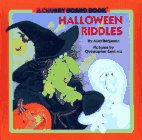 9780671870676: Halloween Riddles (Chubby Board Books)