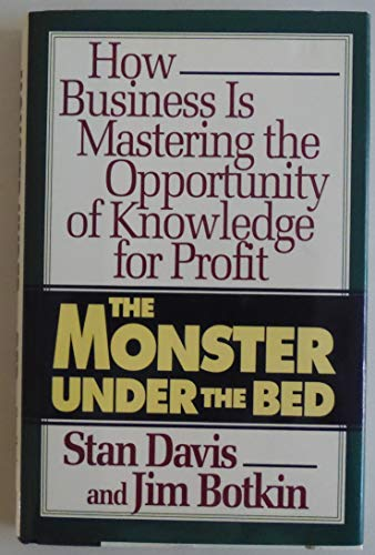 The Monster under the Bed : How: Davis, Stanley M.