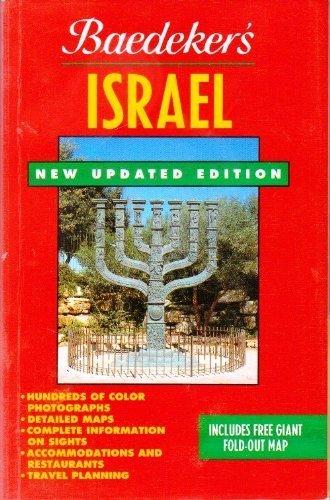 9780671871321: Baedeker'S Israel (Baedeker's Travel Guides)