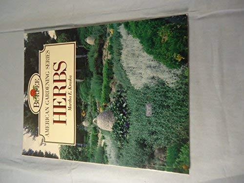 9780671871451: Herbs (Burpee American Gardening Series)