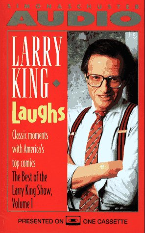 9780671871789: LARRY KING: LAUGHS CASSETTE (Best of the Larry King Show)