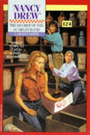 9780671872076: The Secret of the Scarlet Hand (Nancy Drew, No 124)