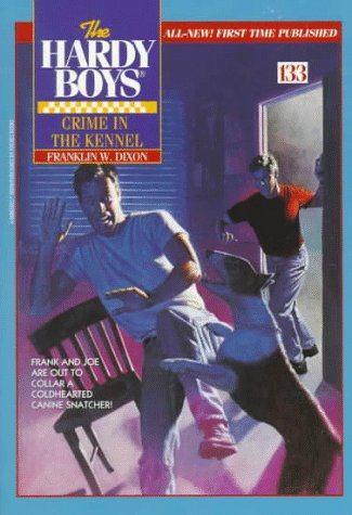 9780671872175: Crime in the Kennel (The Hardy Boys #133)