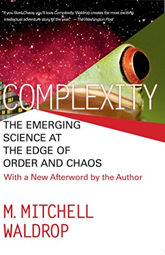 9780671872342: Complexity: The Emerging Science at the Edge of Order and Chaos