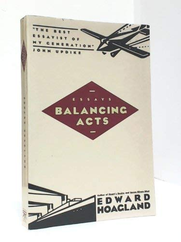 9780671872359: Balancing Acts: Essays