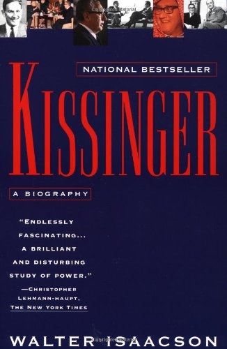 9780671872366: Kissinger: a Biography