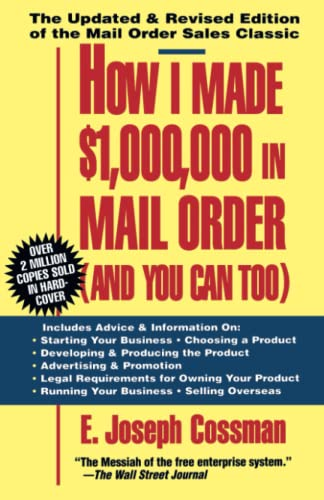 9780671872762: How I Made $1,000,000 in Mail Order-And You Can Too!