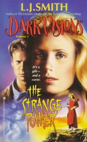 9780671874544: The Strange Power (Dark Visions, Book 1)